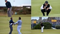 Live updates: Follow all the action at The Open