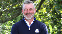 A step into the unknown as  Darren Clarke answers  Europe's  call