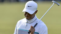 Jim McCabe: Father Time winning but golf will survive after Tiger Woods