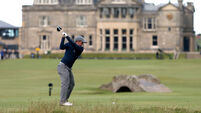 Ice-cool Paul Dunne bids to bridge 85-year gap