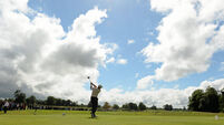 Increase in British golfers visiting east and south-east of Ireland