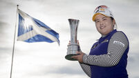 Inbee Park hails Open win as greatest day of her life
