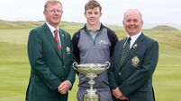 Stuart Grehan seals double with South of Ireland victory