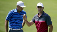 Rory McIlroy again takes over from Jordan Spieth at top of world rankings