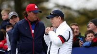 US Ryder Cup row still rankles with Tom Watson