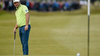 Graeme McDowell: It's absolutely still winnable