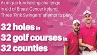 VIDEO: Swing4Cancer challenge to tee off