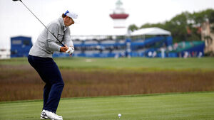 Jordan Spieth back in business with a 62 at RBC Heritage