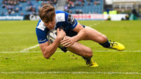 Old and new guard shine for Leinster as Dragons downed