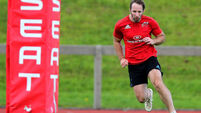 Munster in rude health for warm-up