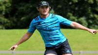 Excited Tyler Bleyendaal ready for Munster debut against Grenoble