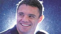 Dan Carter hoping to end with winning smile