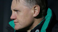 Beware the moody Blues, Mike Prendergast warns Joe Schmidt
