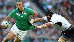 Rob Kearney doubtful for Italy clash after picking up injury in Romania game