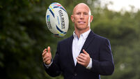 Shape I'm In: Peter Stringer on staying match fit