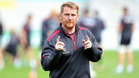 Stars aligned for Ulster but Jonny Bell wary of party-poopers Munster