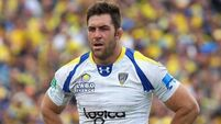 Canadian man mountain Jamie Cudmore aiming to reach new heights