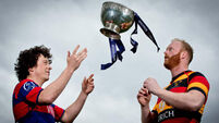 Sam Cronin full of belief as Clontarf up for battle