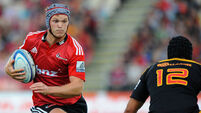 Mick O'Driscoll happy with Tyler Bleyendaal's first run out for Munster