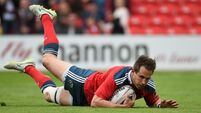 Departing Smith determined to end on a high for Munster