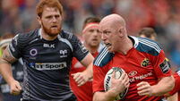 Paul O'Connell leaves with Munster blessing, says Garrett Fitzgerald