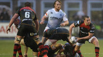 Cardiff hold on to avenge home defeat and give Dragons the blues