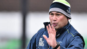Pat Lam sticks with tried and tested for Connacht