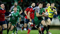 Robbie Henshaw: Champions Cup a massive draw