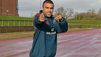 French connection won't distract Simon Zebo
