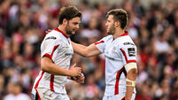 Ulster to appeal Iain Henderson red