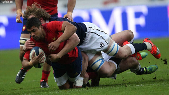 No flair but France prevail over Scotland