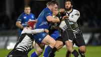 Leinster forced to dig deep against Zebre