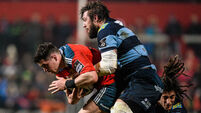 O'Mahony up for tough Glasgow test