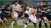 Ludik shines as Ulster stay second
