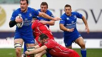 Leinster won't panic despite setback, insists Matt O'Connor