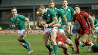 Ireland fail to deal with powerful Wales scrum