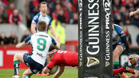 Flying Munster power past Connacht