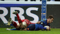 Warning signs for Ireland as Wales beat France
