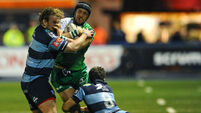 Connacht turn on the power