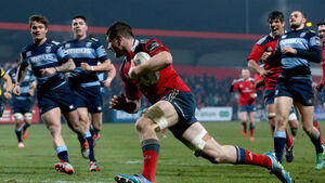 Foley purrs at Munster display