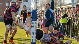 Indomitable St Munchin's stage late Junior Cup rally to stun Ardscoil Rís
