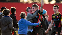 Conor keeping Fitzgerald name in lights for Munster Schools' Senior Cup rugby