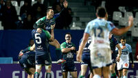 Brilliant Blade provides cutting edge for Connacht