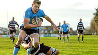 Terenure's mid term woes continue as UCD dominate eight-try thriller