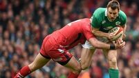 Wales expected Ireland's 'bludgeon' approach