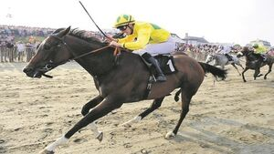 Putin strikes to give McEntee dream return