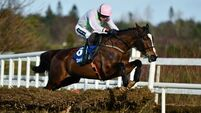 Vautour and Clarcam may renew rivalry at Leopardstown