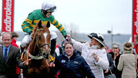 AP McCoy: 'Going out at the top is very important to me'