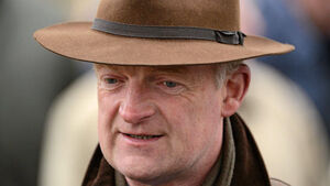 Willie Mullins expects bold Arctic Fire show