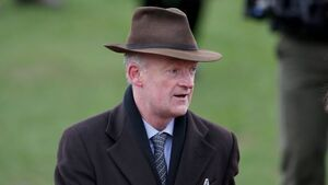 Willie Mullins aims for fourth Neptune success with Nichols Canyon